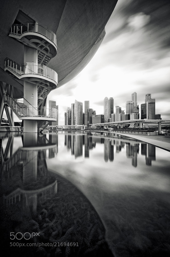 Photograph Bayfront by Ren Hui Yoong on 500px