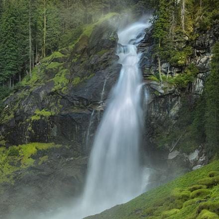 Krimml. Waterfall. Austria.