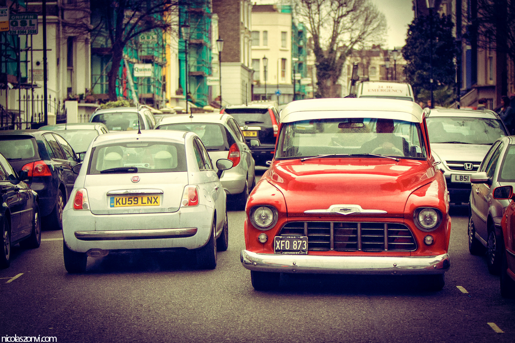 Photograph Chevrolet by Nicolas Zonvi on 500px