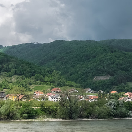 Wachau valley. Austria