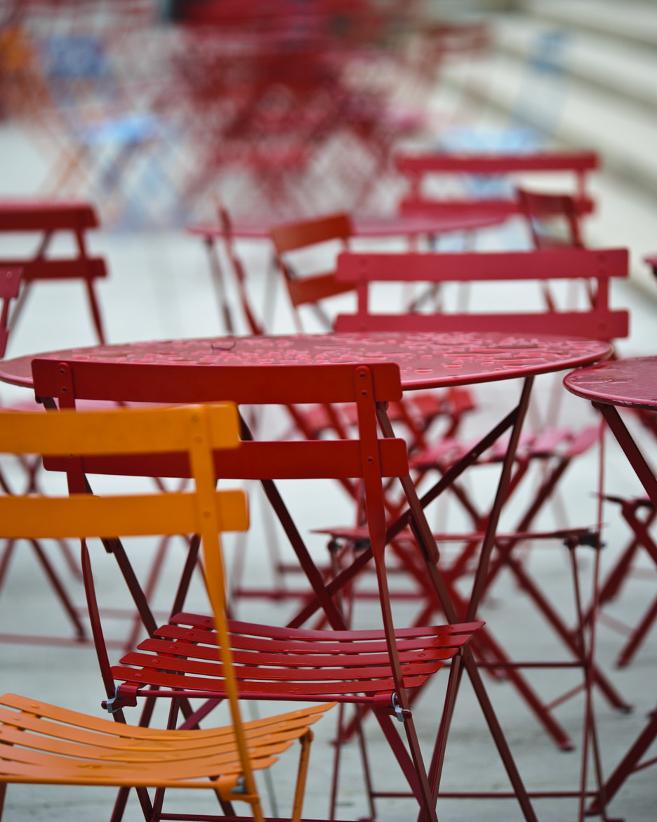 Photograph Have a Seat by Laurice Block on 500px