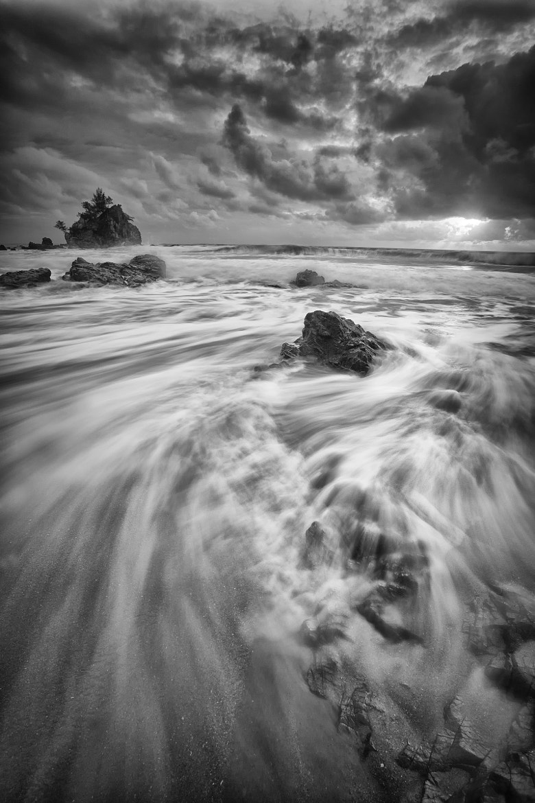Photograph ... mono Flow ... by Liew Wk on 500px