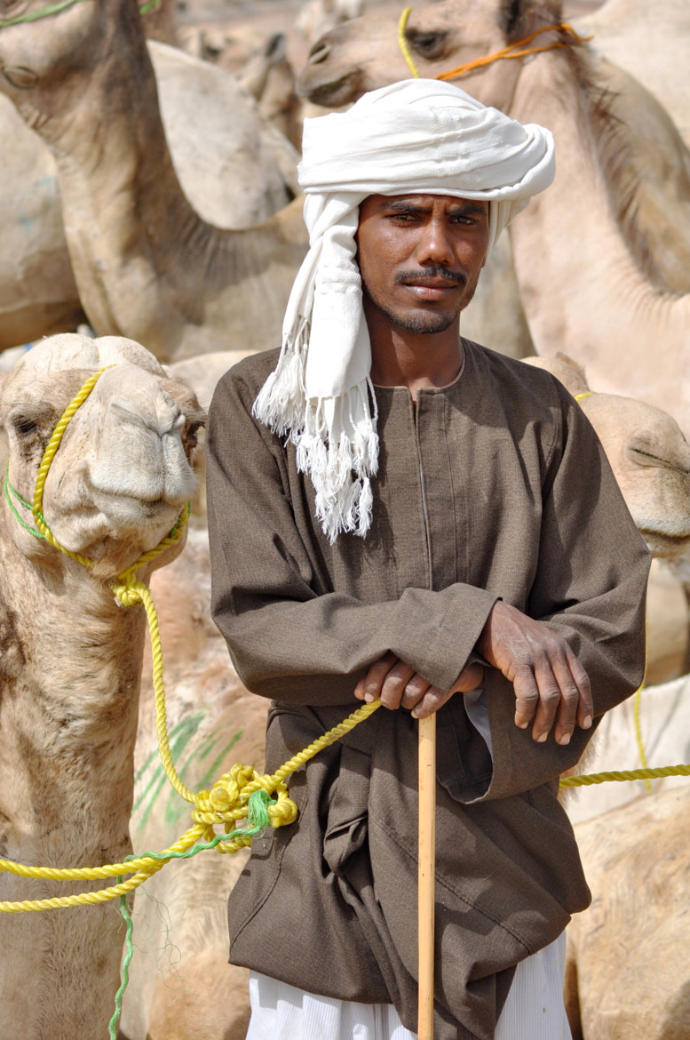 Photograph  The Camel Keeper by Ahmed Yaqub on 500px