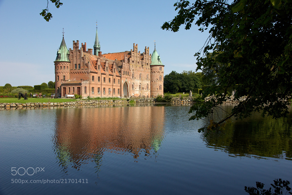 Photograph Egeskov Slot by Armandtchou L on 500px