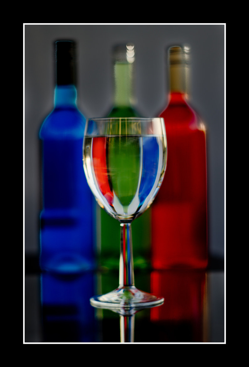 Photograph RGB Refracted and Reflected by Phil Sproson on 500px