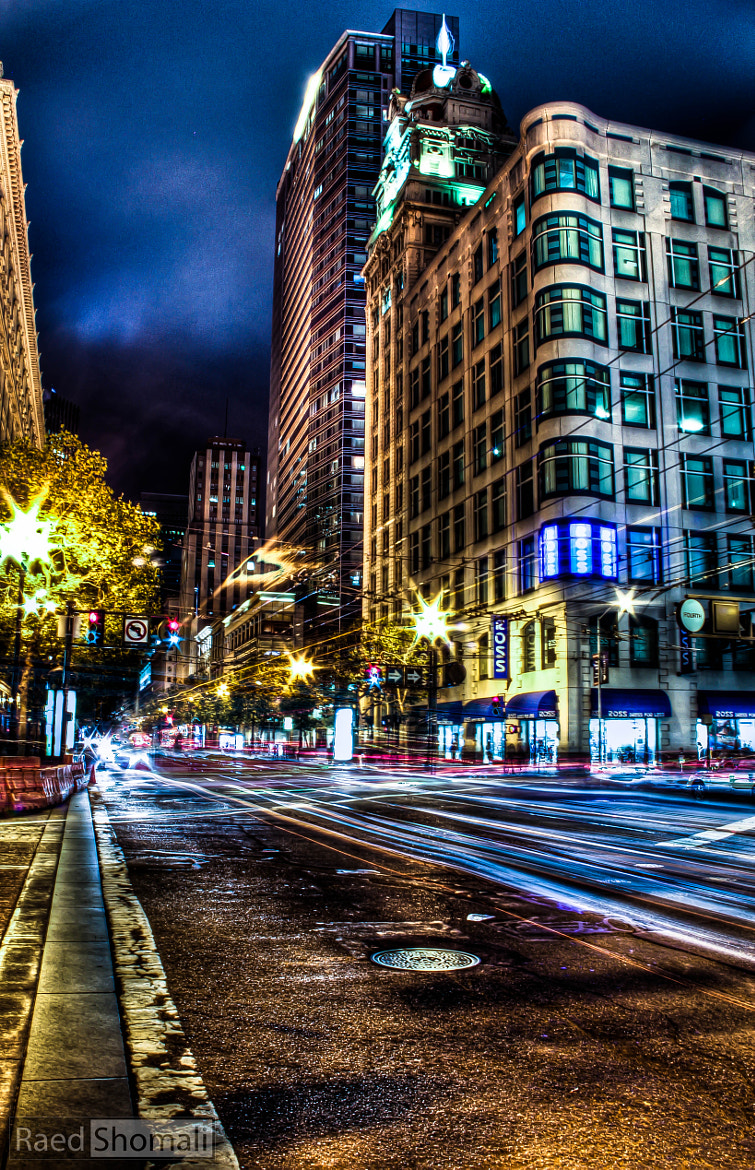Photograph San Francisco Downtown by Raed Shomali on 500px