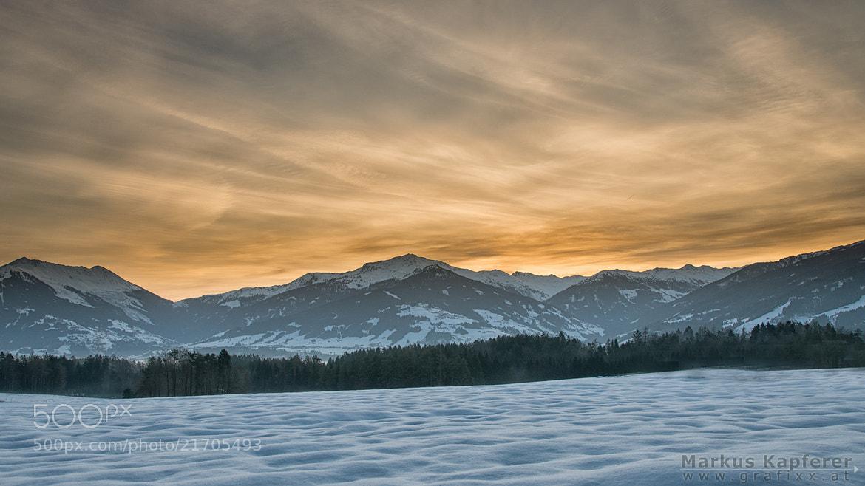 Photograph Sunrise by Markus Kapferer on 500px