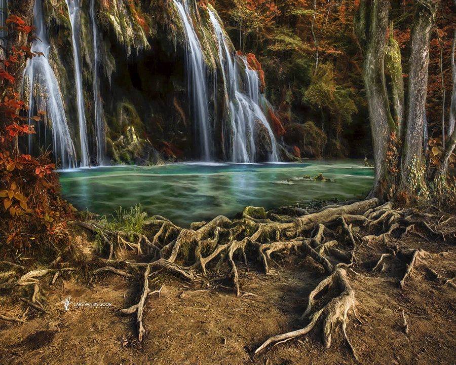 Enchanted Cascade by Lars van de Goor on 500px.com