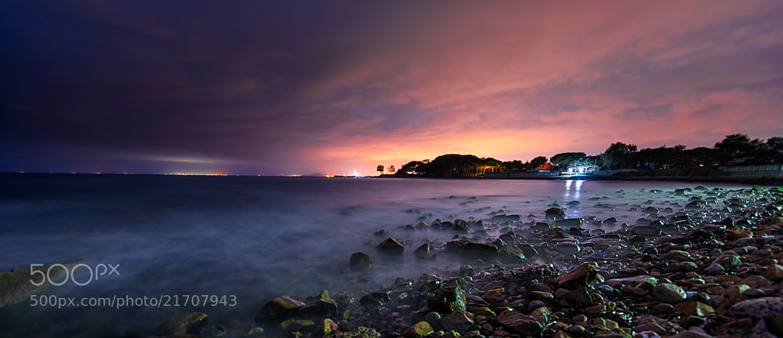 Photograph seaskynightlight by Dandy Matt on 500px