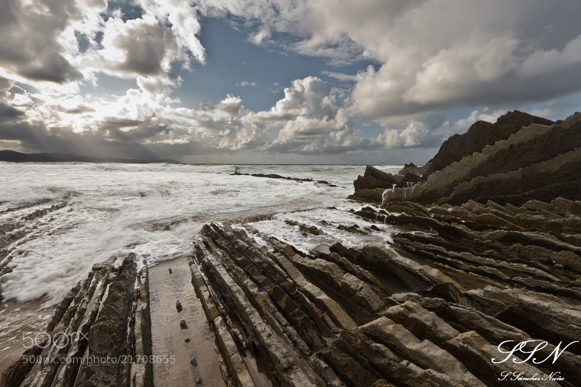 Photograph Summer Flysch by Sergio Sánchez Nuño on 500px
