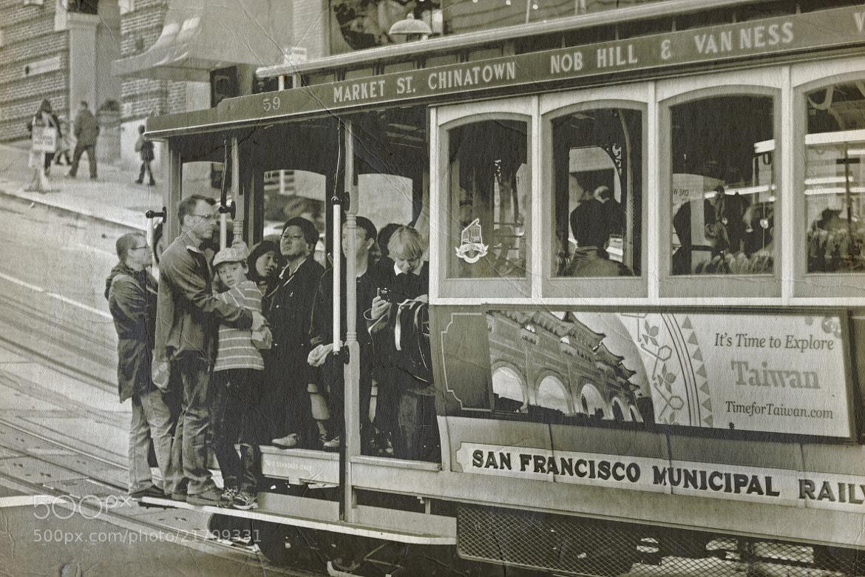 Photograph Cable Car - A San Francisco Landmark by Mark Hendrickson on 500px
