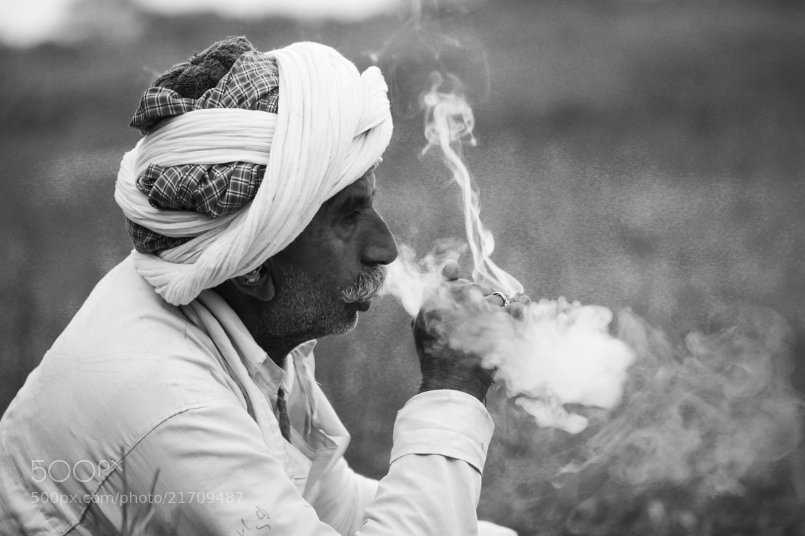 Photograph Fading Memories of a Shepherd  by Ravi Meghani on 500px