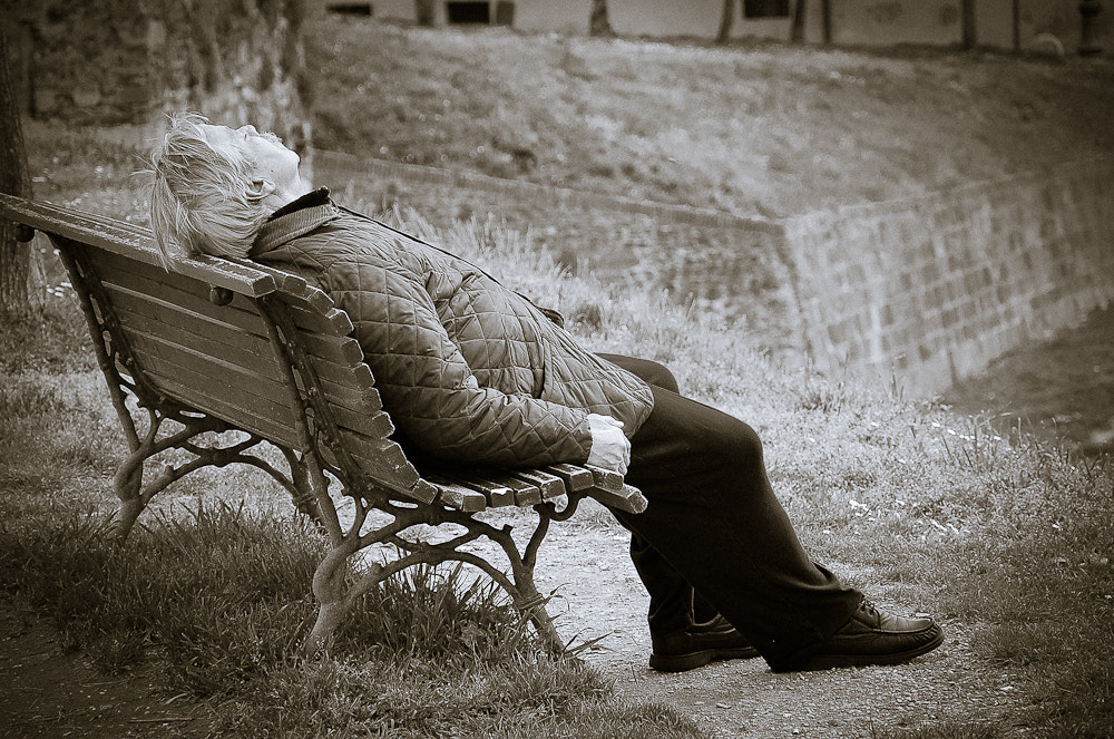 Photograph Take a nap by Eric van Reem on 500px