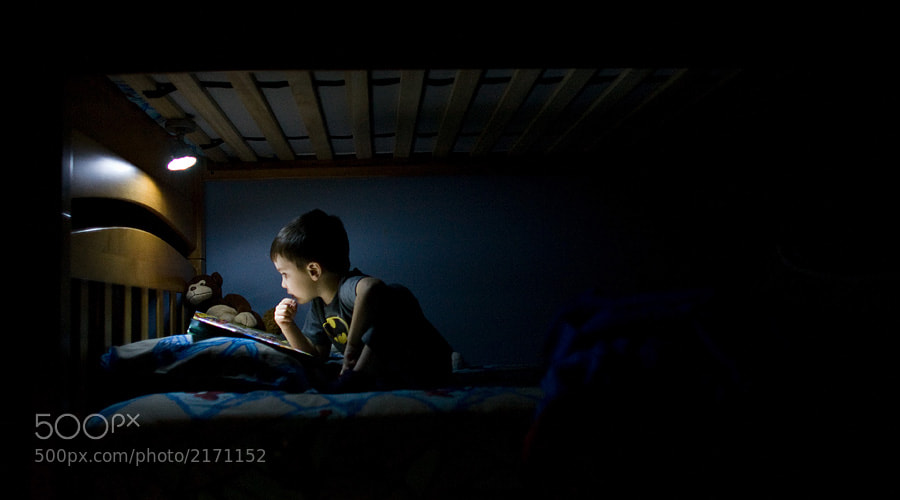Photograph bedtime routine by Chuck Anerino on 500px