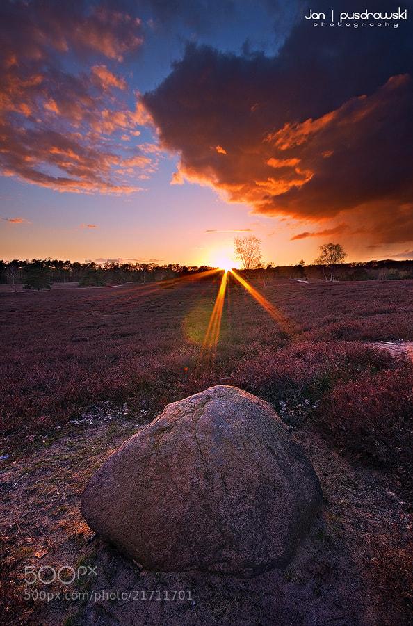 Photograph Sundown Calling by Jan Pusdrowski on 500px