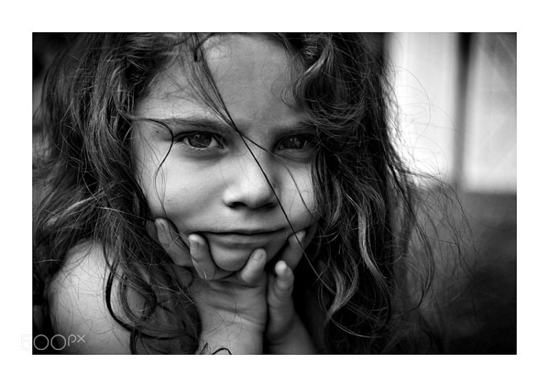 Photograph my neice by Chuck Anerino on 500px