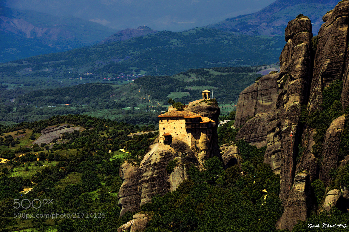 Photograph Meteora/ Greece by Yana Stancheva on 500px