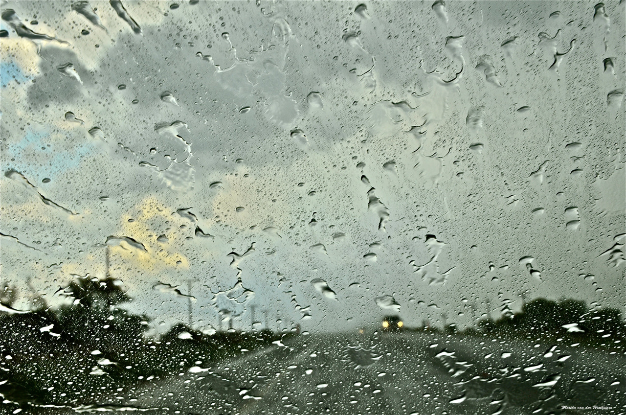 Photograph Windscreen Waterdrops by Martha van der Westhuizen on 500px