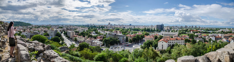 Plovdiv, Bulgaria - panorama by Georgi Tsachev on 500px.com