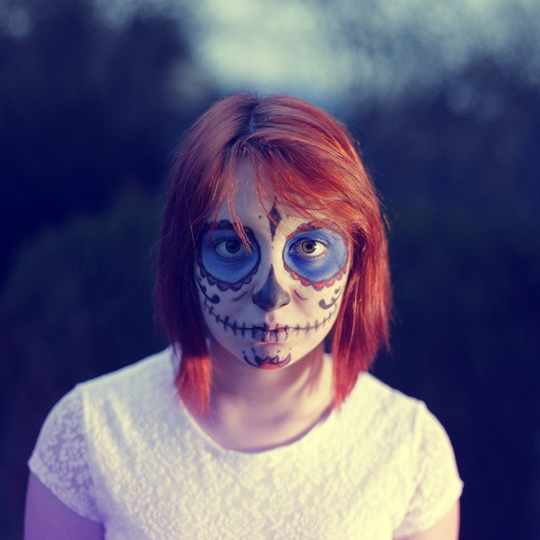 Photograph Skull by Amandine Adrien on 500px