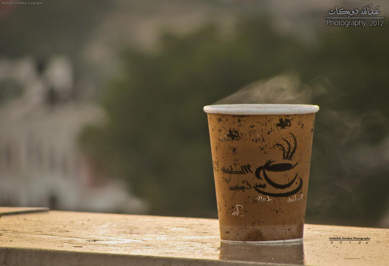Photograph Morning coffee ♥ by Abdullah Dwaikat on 500px