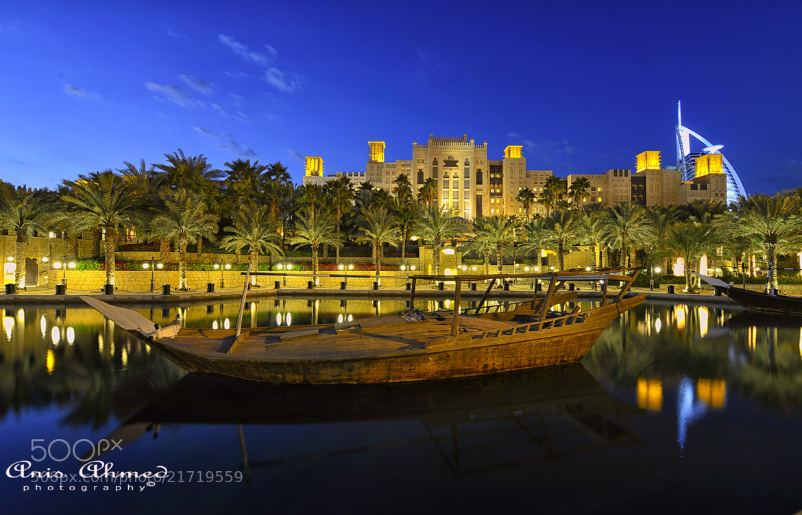 Photograph Madint Jumeirah by Prince Anis  on 500px
