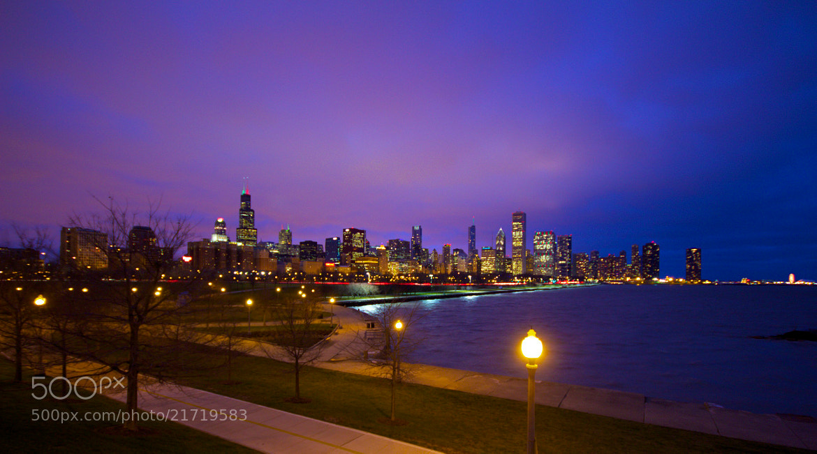 Photograph Chicago on the lake  by Maciej Zelek on 500px