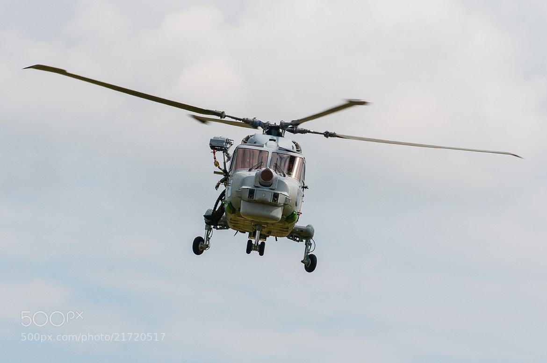 Photograph Lynx Mk 8 by Guy Swarbrick on 500px