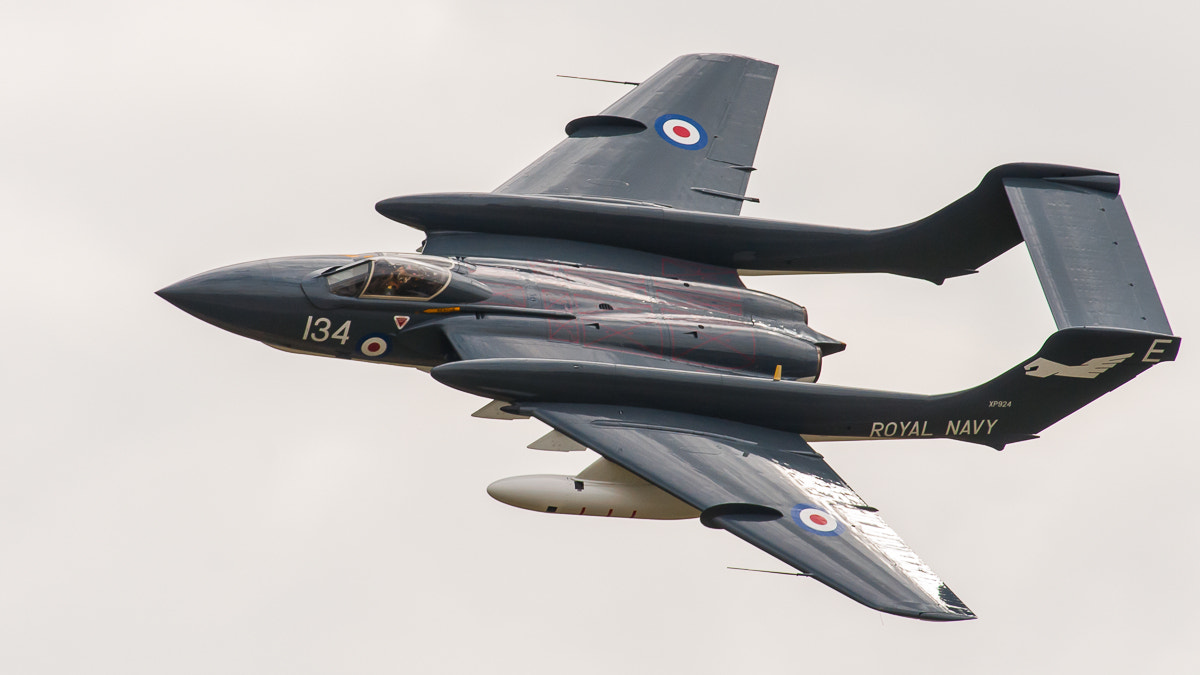 Photograph Sea Vixen by Guy Swarbrick on 500px