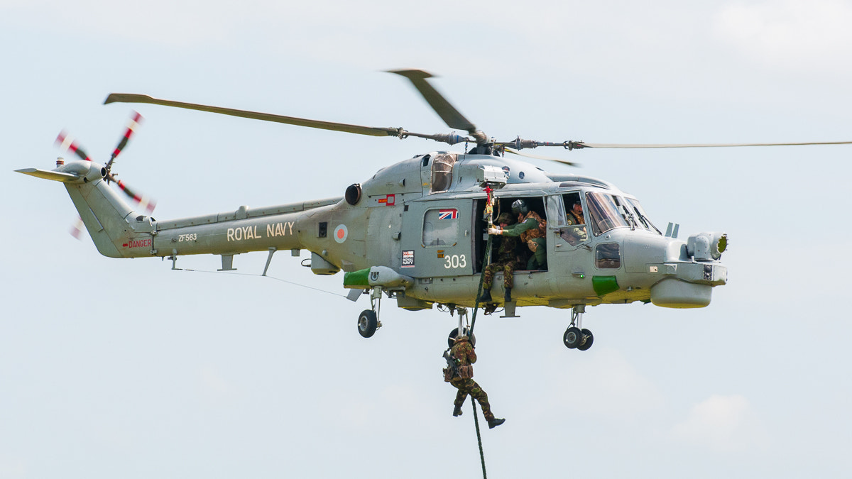 Photograph Lynx Mk 8 by Guy Swarbrick on 500px