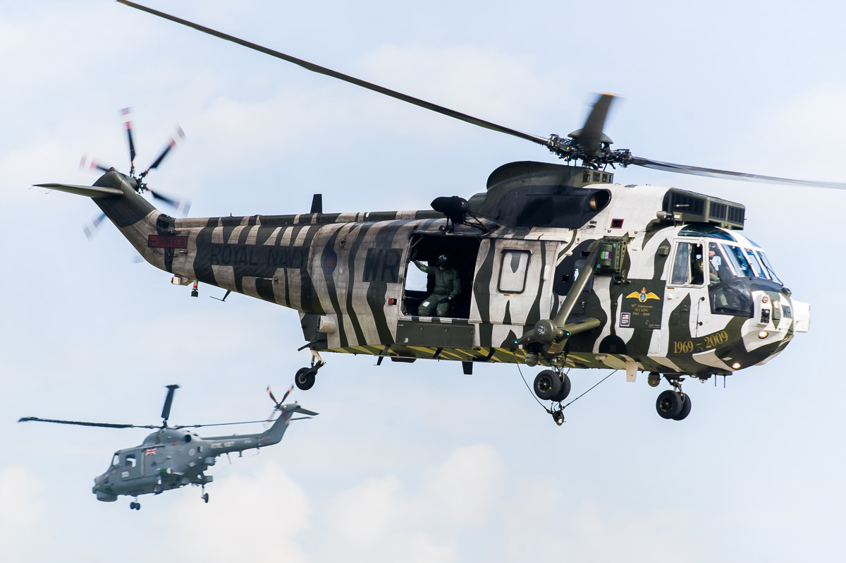 Photograph Anniversary Sea King by Guy Swarbrick on 500px