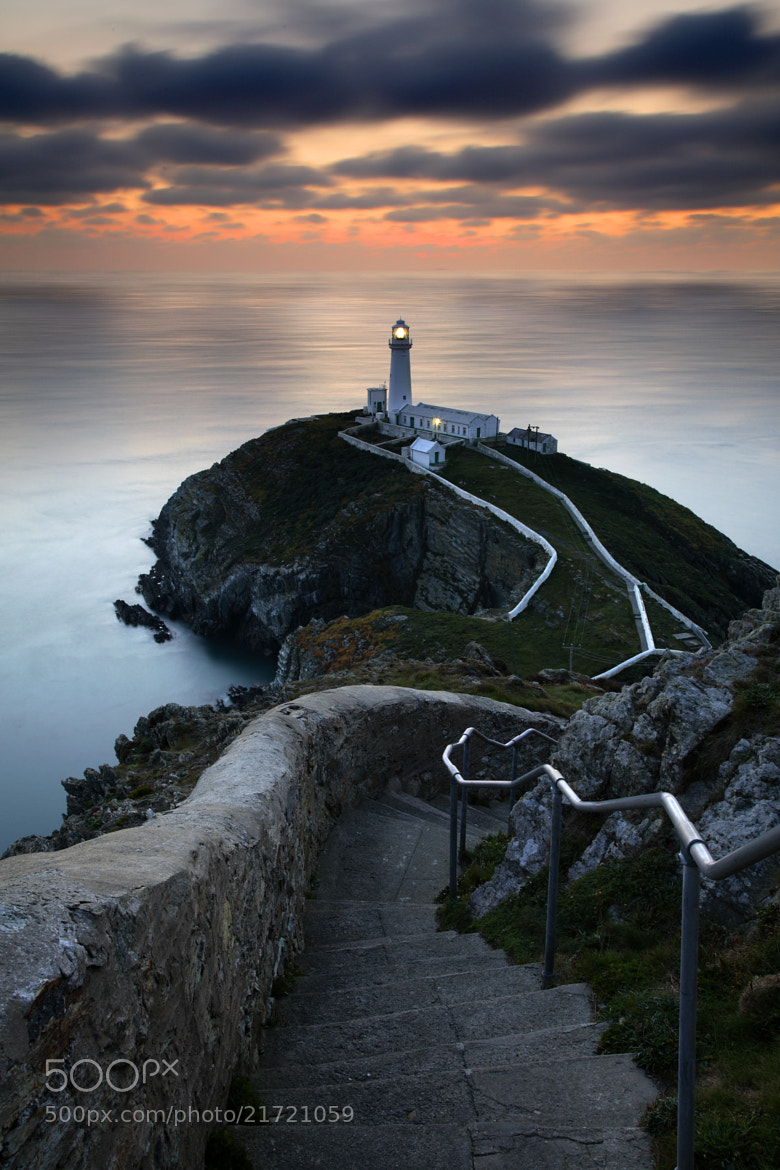 Photograph South Stack Lighthouse by David Pulford on 500px