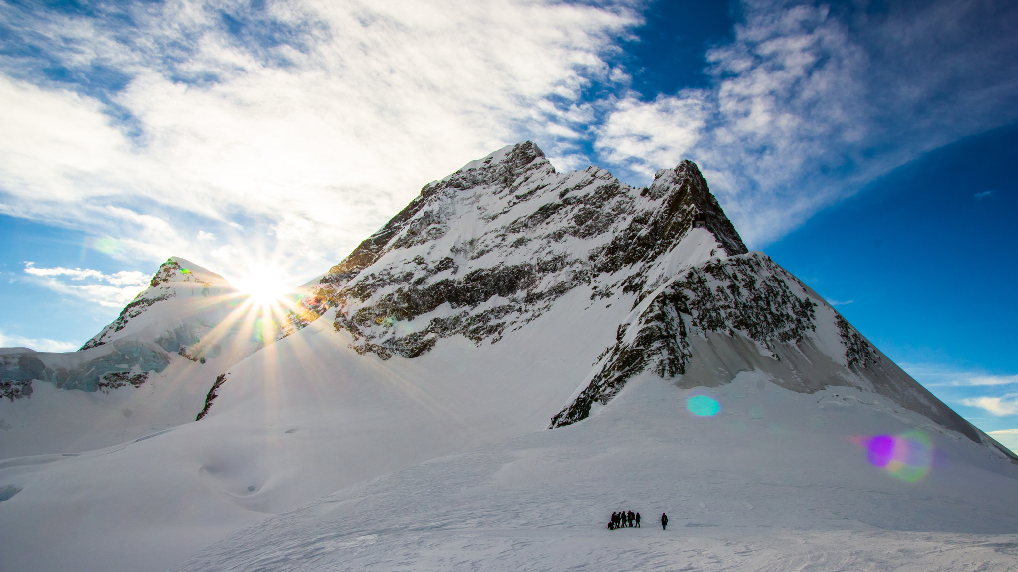 Photograph Jungfraujoch - Top Of Europe  by  Ying Fang on 500px