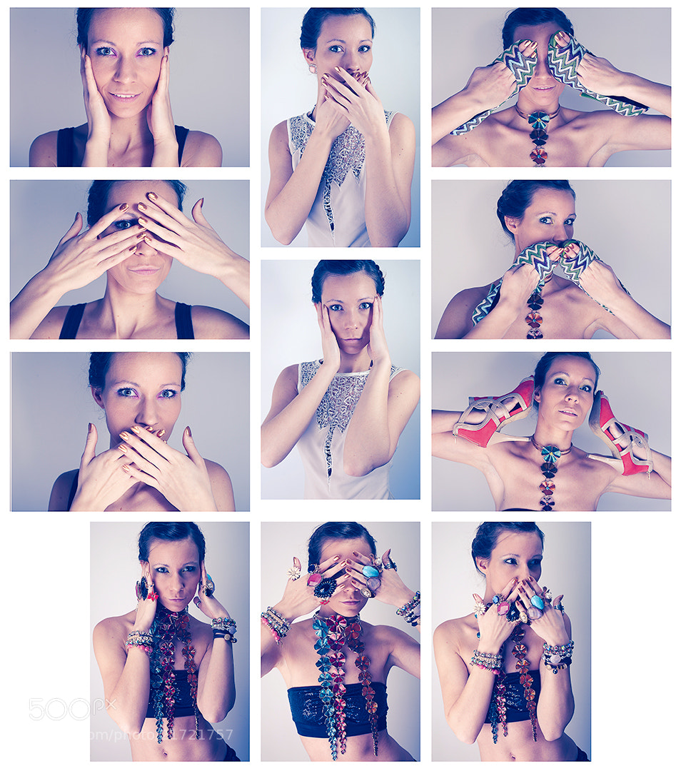 Photograph See/Hear/Speak No Evil by Robert Drobek on 500px