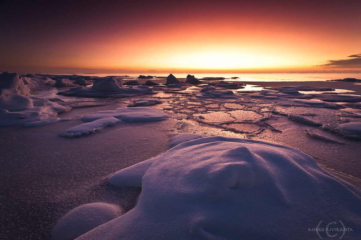Photograph After sunset by Mikko Kiviranta on 500px
