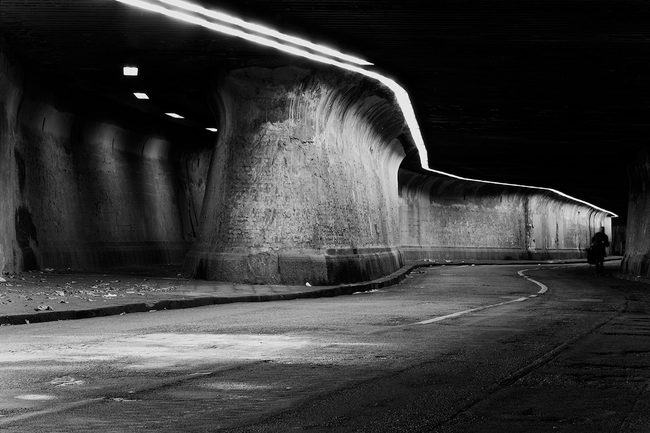 Photograph Matena-Tunnel by Jörg Arlandt on 500px