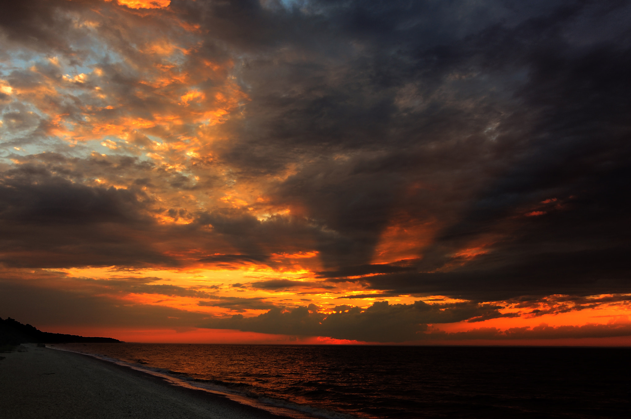 Photograph Fire in the sky by Oleg Smirnov on 500px
