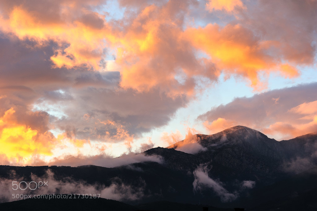 Photograph Atardecer by Cris RM on 500px