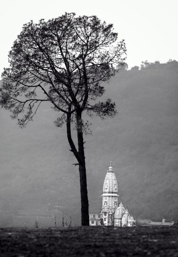 The Jatoli temple by Ashish Sharma on 500px.com