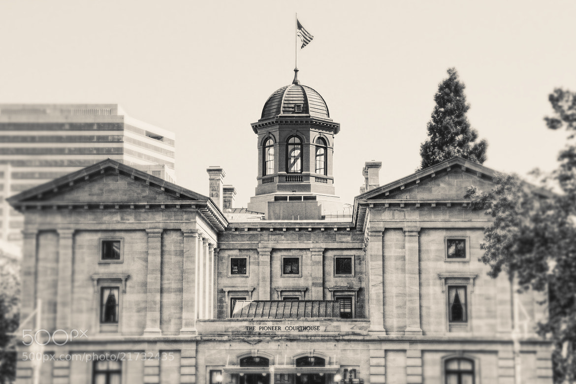 Photograph Pioneer Courthouse by Joe Wilson on 500px