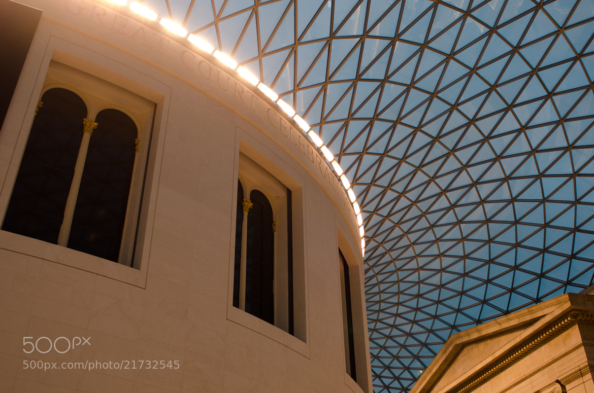 Photograph British Museum by James Waddington on 500px