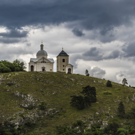 Holy Hill in Mikulov