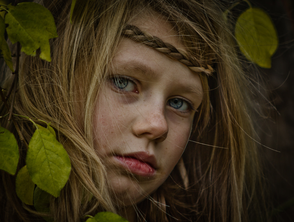 Photograph Amongst the Leaves by Christina Witham on 500px