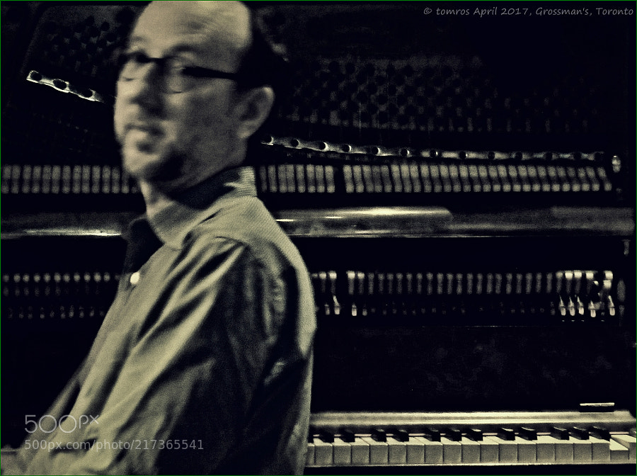 Charlie Trainor plays the Heitzman Piano at Grossm…