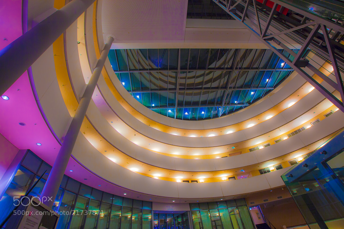 Photograph Color hotell by Bjarte Haugland on 500px
