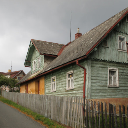 Folk architecture, Jizera mountains