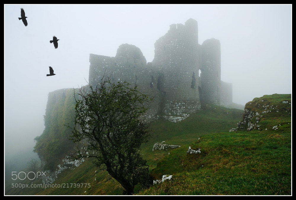 Photograph Roche in the mist by Desmond Daly on 500px