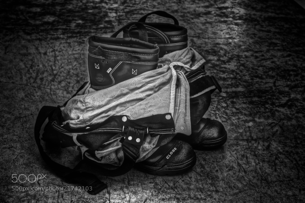 Photograph Bunker Gear by Alex Hickey on 500px