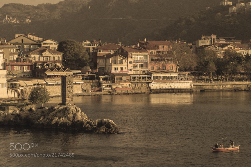 Photograph Amasra by Emircan Ergin on 500px