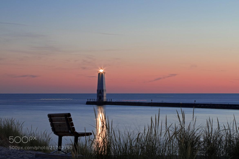 Photograph Frankfort Lighthouse by Tim Kornoelje on 500px